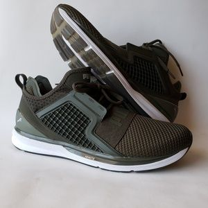 New Puma Ignite Limitless Weave Mens 12 Green